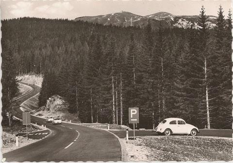 Dobratsch, Villacher Alpe, V 73, Skilifte, Waagtal
