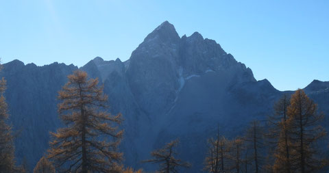 Slemenova Špica wandern, Julische Alpen
