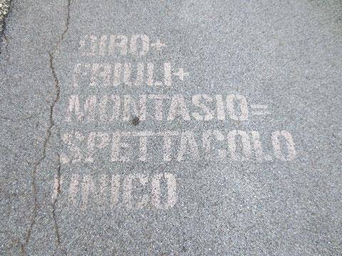 Forca dei Disteis, Montasch, Pecol