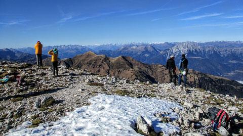 Karnische Alpen, Gipfel