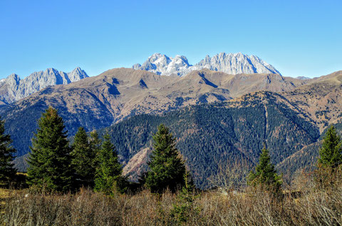 Karnische Alpen, Monte Zoncolan, Giro d´Italia, Carnia, Ovaro