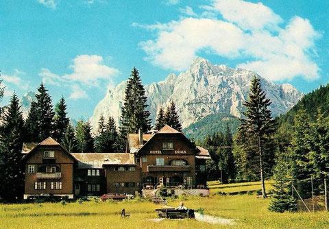 Hotel Erika Kranjska Gora Prisank Julische Alpen