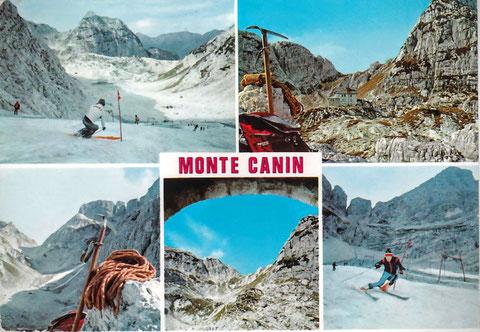 Julische Alpen, Sella Nevea, Skitour, Wandern, Kanin