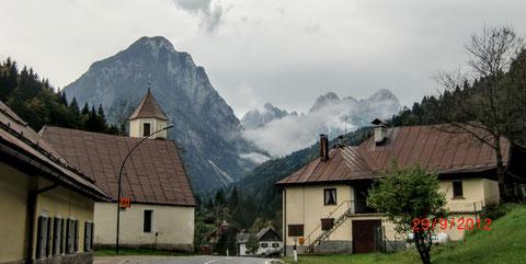 Monte Re, Königsberg, Raibl, Predil, Julische Alpen