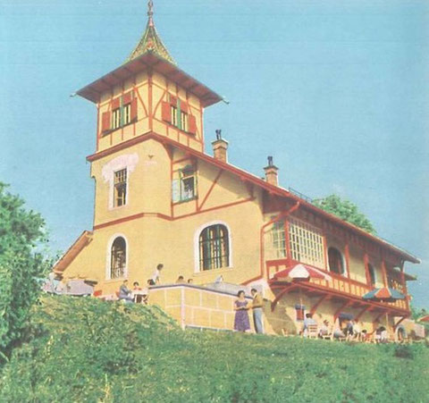 Rogaska Slatina, Rohitsch Sauerbrunn, Slowenien, Therme