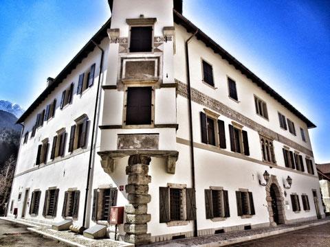 Palazzo Veneziano Malborgeth, Kanaltal