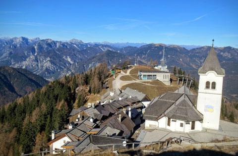 Luschariberg, Monte Lussari