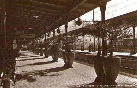 Tarvis Hauptbahnhof 1937 -  das blühende Leben