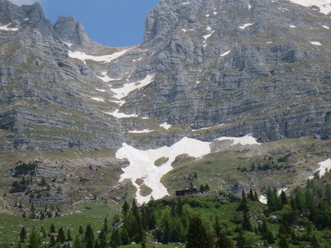 Montasio, Montasch, Julische Alpen, Giro d´Italia, Pecol