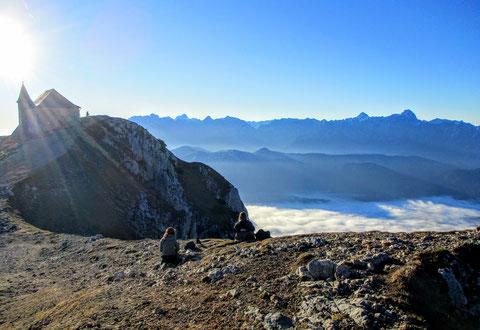 Dobratsch, Kirche, Julische Alpen