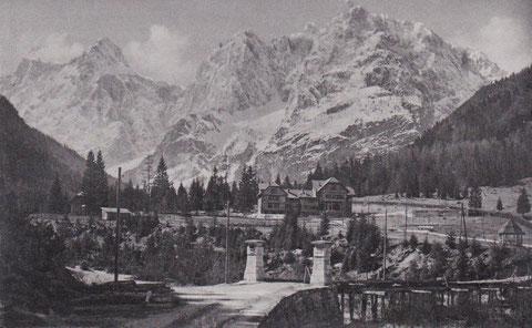 Razor, Prisank, Julische Alpen