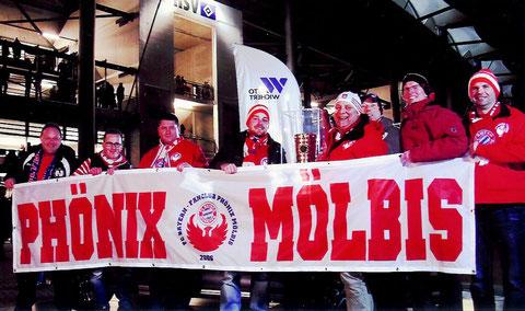 12.02.2014 Hamburger SV - Bayern München 0:5 (0:2)