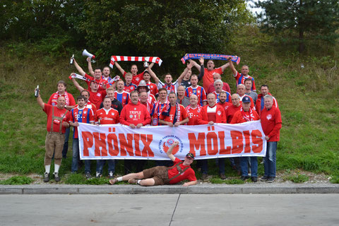 23.09.2014 FC Bayern München - Parderborn  4:0