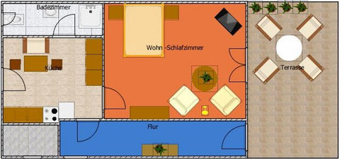 Fewo Fam. Socke Daubitz -Walddorf / Lausitz
