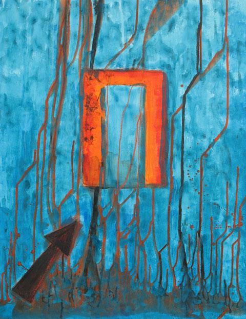 Porta fidei. Die Tür des Glaubens. 2012 Heidi Esch