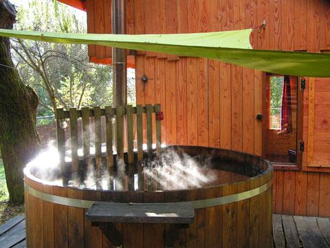 le bain nordique tout prêt