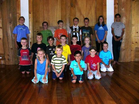 Kindergruppe Ferienpass
