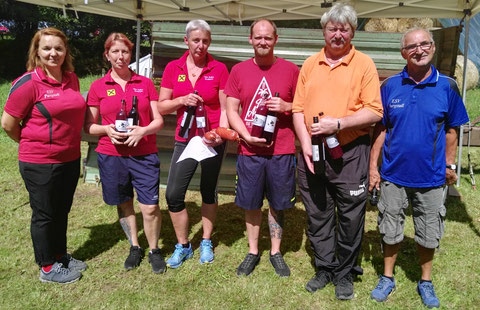 3.Platz Mixed HSV-Gratkorn