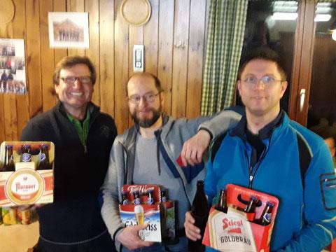 5.Platz Walter Sundl,Plasch Norbert u.Karl Holzschuster.