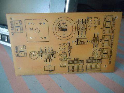 Circuito Impreso Fuente Regulada
