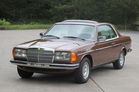 Mercedes 280 Coupe W123 *VERKAUFT*