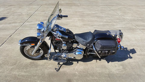 Harley Davidson Heritage Softail Classic 1999 *VERKAUFT*