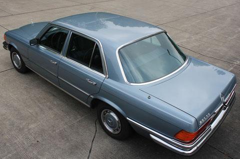 Mercedes 280SE W116 *VERKAUFT*