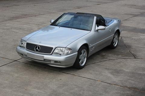 Mercedes SL280 R129 EZ 1999 *VERKAUFT*