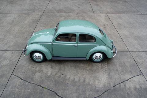 "VW Brezelkäfer Export   Typ 11C  1951 ""Rheumaklappe"" *VERKAUFT*"