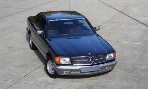 Mercedes 380 SEC C126 *VERKAUFT*