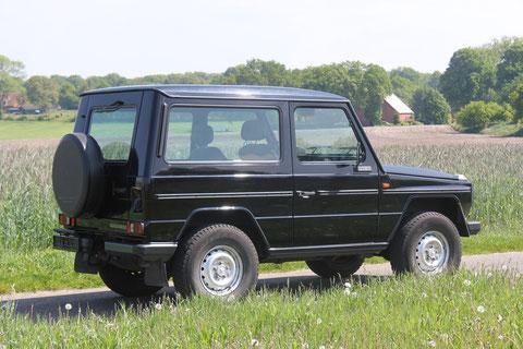 Mercedes G 290 GD *VERKAUFT*