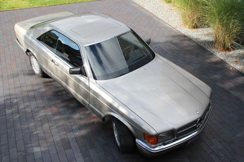 Mercedes 560 SEC W126  *VERKAUIFT*