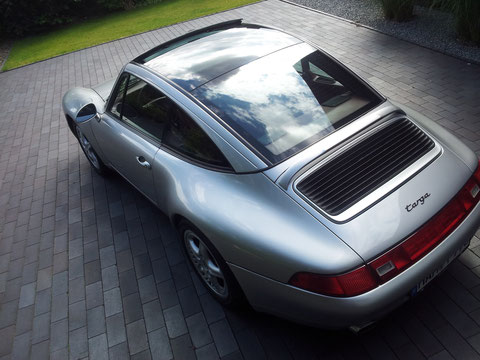 Porsche 993 Targa '98 *VERKAUFT*