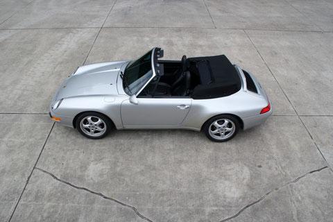 Porsche 911 Cabrio Carerra 993 *VERKAUFT*