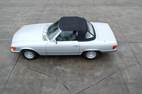 Mercedes-Benz 280SL R107  1979  50.000km