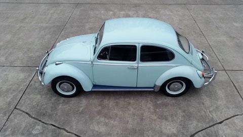 VW Käfer 1300 bahamablau 1966 *VERKAUFT*