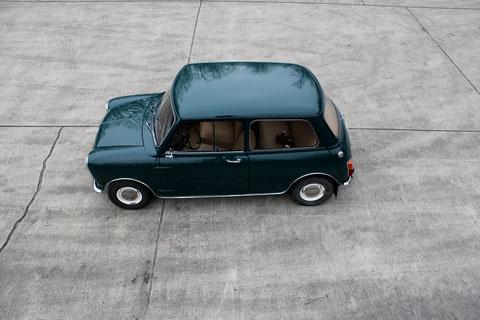 Austin MINI MKII 850  1968