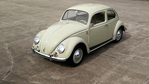 VW Käfer 1200 Export   1960