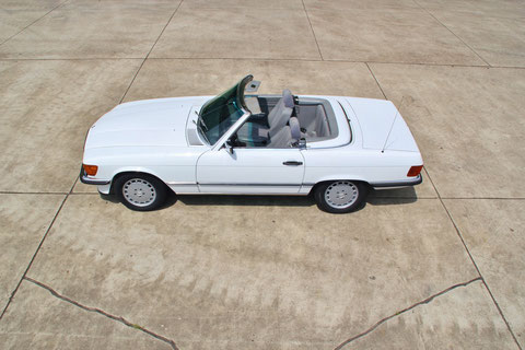 Mercedes 300SL R107 *VERKAUFT*