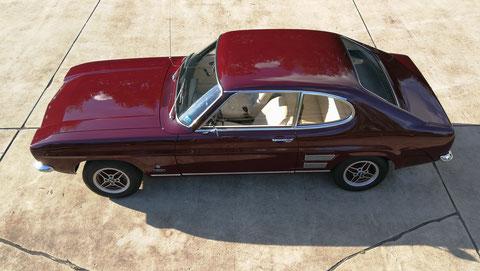Ford Capri 1500 V4  1971 46.00km 1.Hand