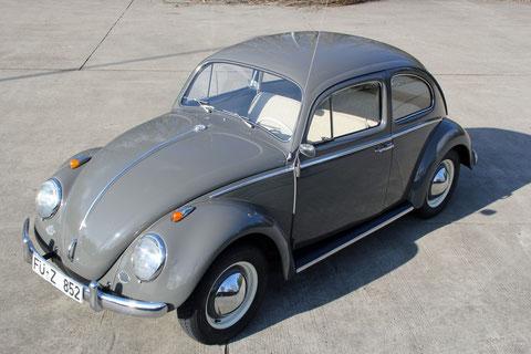 VW Käfer 1200 Export *VERKAUFT*