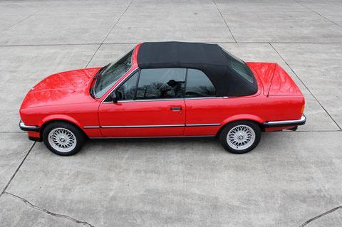 BMW 325i Cabriolet E30  1990 *VERKAUFT*