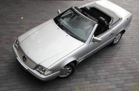 Mercedes SL 500 R129 * VERKAUFT *