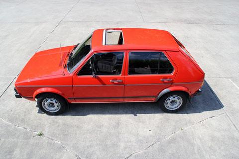 VW Golf I GLS Automatik 1977 *VERKAUFT*