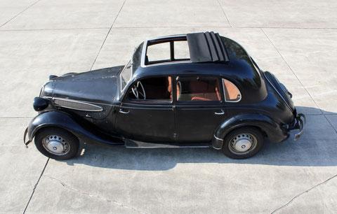 BMW 326 Limo 1938 Scheunenfund