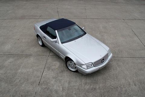 Mercedes SL 500 R129 *VERKAUFT*