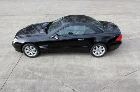 Mercedes SL 350  R230 2003 *VERKAUFT*