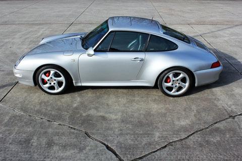 Porsche 911 Carrera S *VERKAUFT*