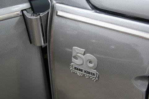 """VW Käfer 1200L Sondermodell """"50 Jahre Käfer"""" 17km 1985  *VERKAUFT*"""