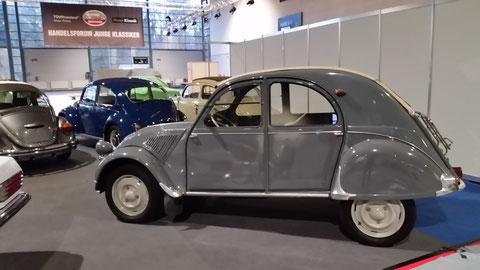 """Citroen 2CV """"Wellblech-Ente"""" 1958 *VERKAUFT*"""